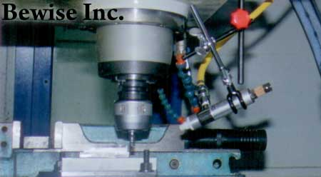 How to calculate the clamping length of the CNC lathe clamp for cutting tools?